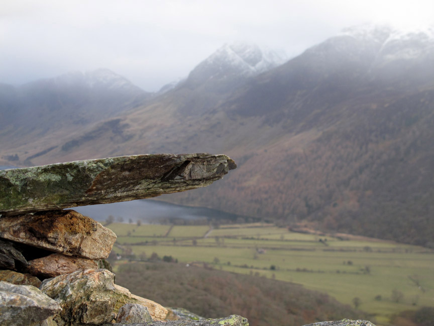 The Canteliver Stone ... Rannerdale